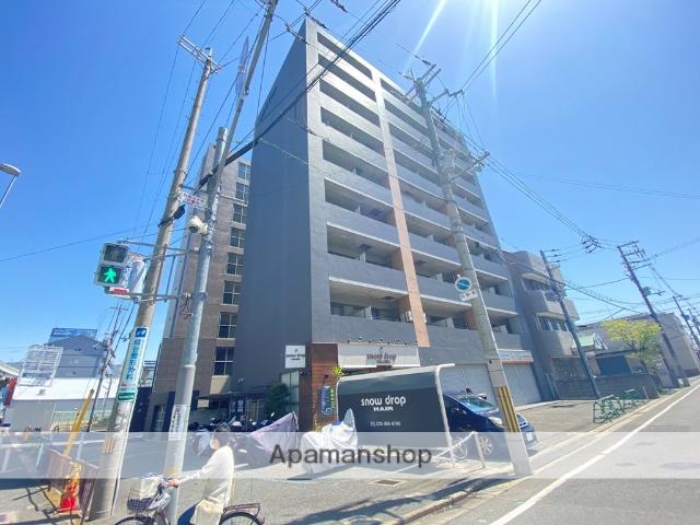 大阪府東大阪市、荒本駅徒歩16分の築16年 9階建の賃貸マンション
