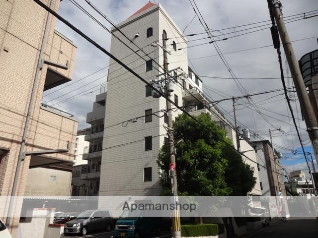 大阪府東大阪市、JR河内永和駅徒歩10分の築29年 6階建の賃貸マンション