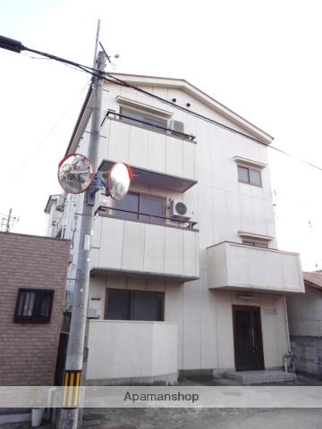 大阪府八尾市、河内山本駅徒歩6分の築25年 3階建の賃貸マンション