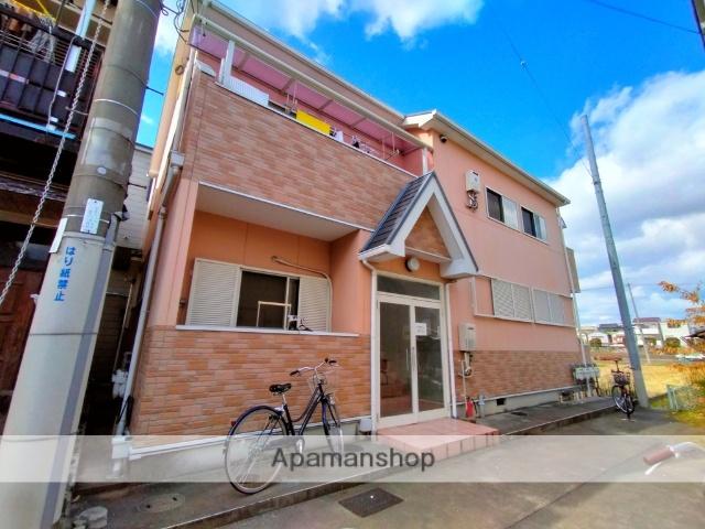 大阪府八尾市、八尾駅徒歩6分の築14年 2階建の賃貸アパート