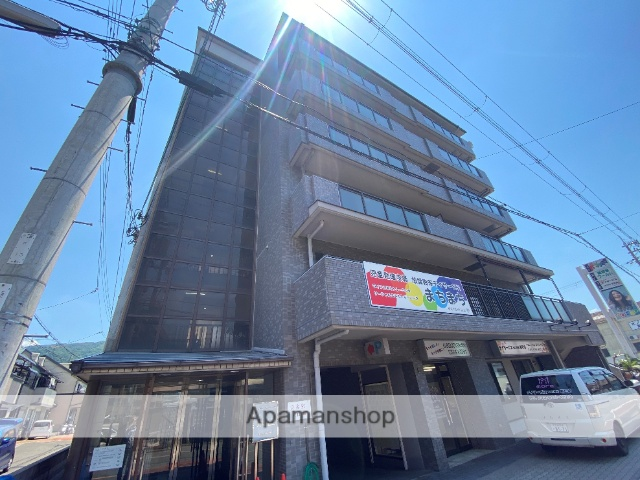大阪府東大阪市、枚岡駅徒歩18分の築22年 6階建の賃貸マンション