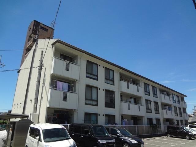 大阪府東大阪市、河内花園駅徒歩16分の築25年 3階建の賃貸マンション