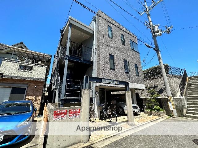 大阪府東大阪市、河内花園駅徒歩13分の築23年 4階建の賃貸マンション