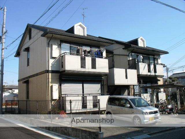 大阪府八尾市、八尾駅徒歩8分の築20年 2階建の賃貸アパート