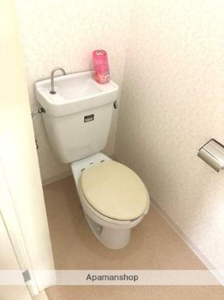 兵庫県西宮市津門大塚町[1LDK/41.25m2]のトイレ