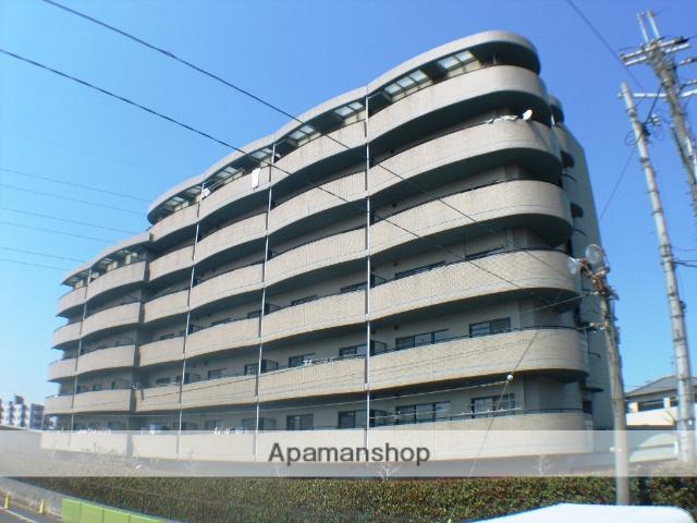 大阪府八尾市、高安駅徒歩7分の築20年 7階建の賃貸マンション
