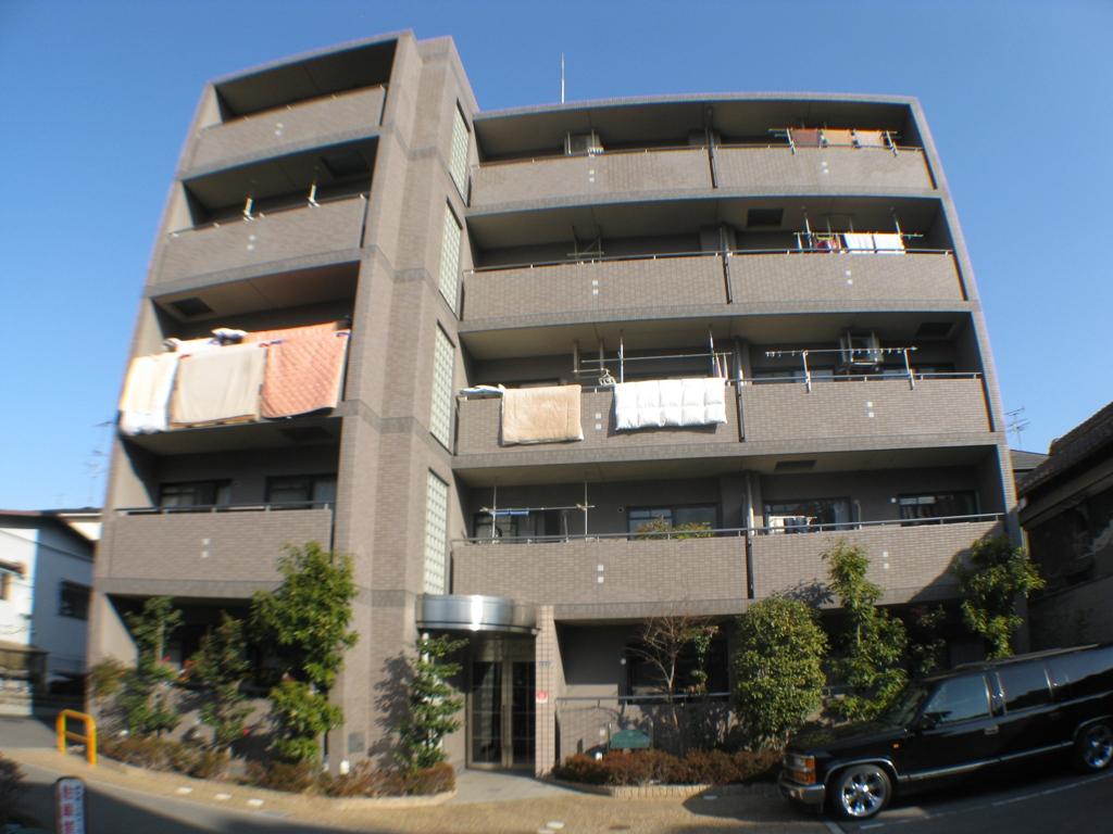 大阪府東大阪市、東花園駅徒歩21分の築14年 5階建の賃貸マンション