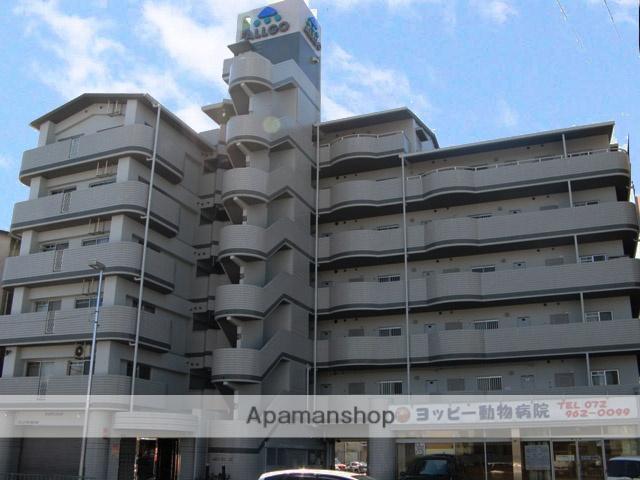 大阪府東大阪市、住道駅徒歩29分の築26年 7階建の賃貸マンション