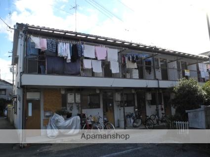 大阪府松原市、高見ノ里駅徒歩28分の築52年 2階建の賃貸テラスハウス