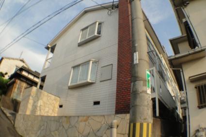 大阪府東大阪市、額田駅徒歩12分の築24年 2階建の賃貸アパート