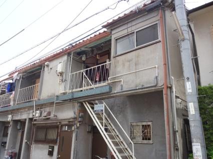 大阪府東大阪市、長瀬駅徒歩14分の築42年 2階建の賃貸アパート