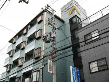 大阪府八尾市、八尾駅徒歩18分の築27年 5階建の賃貸マンション