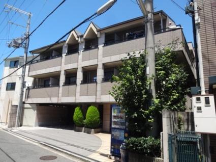 大阪府東大阪市、JR俊徳道駅徒歩16分の築18年 3階建の賃貸マンション