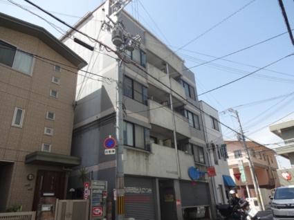 大阪府東大阪市、JR河内永和駅徒歩12分の築23年 5階建の賃貸マンション
