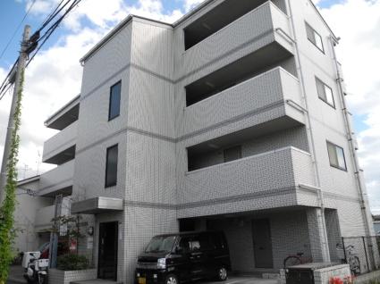 大阪府松原市、河内天美駅徒歩23分の築26年 4階建の賃貸マンション