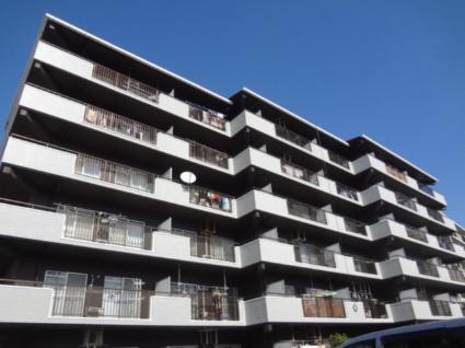 大阪府八尾市、八尾駅徒歩13分の築28年 6階建の賃貸マンション