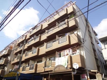 大阪府東大阪市、布施駅徒歩7分の築29年 5階建の賃貸マンション
