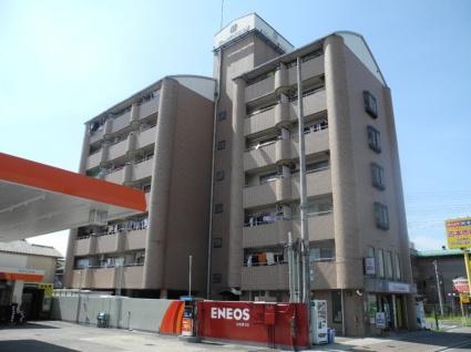 大阪府松原市、布忍駅徒歩18分の築24年 7階建の賃貸マンション