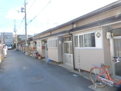大阪府八尾市、久宝寺口駅徒歩22分の築45年 1階建の賃貸一戸建て