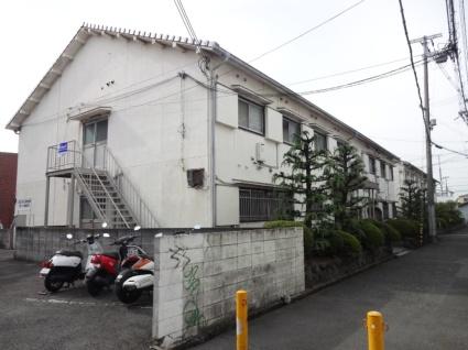 大阪府東大阪市、長瀬駅徒歩16分の築29年 2階建の賃貸アパート