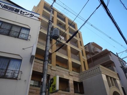大阪府東大阪市、河内永和駅徒歩11分の築9年 8階建の賃貸マンション