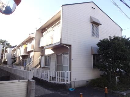 大阪府羽曳野市、恵我ノ荘駅徒歩11分の築29年 2階建の賃貸アパート