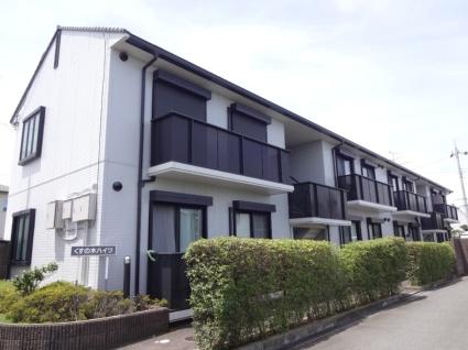 大阪府羽曳野市、恵我ノ荘駅徒歩28分の築19年 2階建の賃貸アパート