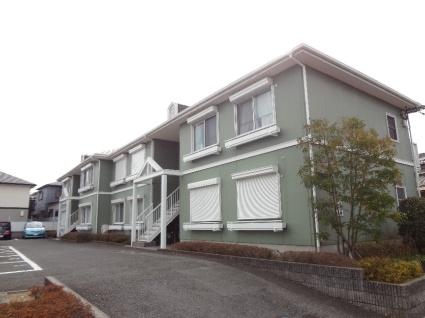 大阪府羽曳野市、道明寺駅徒歩22分の築26年 2階建の賃貸アパート