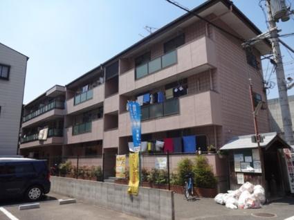 大阪府東大阪市、JR河内永和駅徒歩6分の築16年 3階建の賃貸マンション