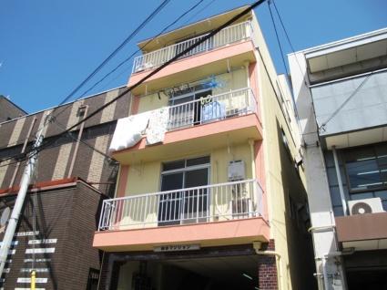 大阪府東大阪市、長瀬駅徒歩21分の築48年 4階建の賃貸マンション