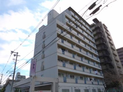 大阪府東大阪市、長田駅徒歩14分の築28年 10階建の賃貸マンション