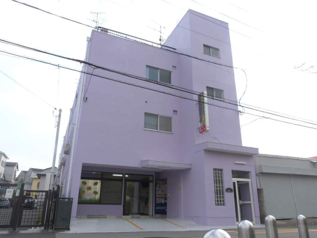 大阪府東大阪市、徳庵駅徒歩8分の築44年 3階建の賃貸マンション