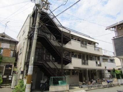 大阪府東大阪市、長瀬駅徒歩20分の築41年 3階建の賃貸マンション