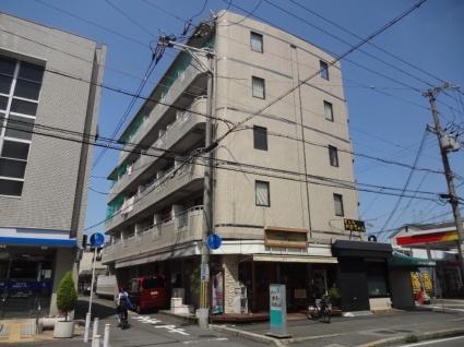 大阪府東大阪市、長瀬駅徒歩20分の築28年 5階建の賃貸マンション