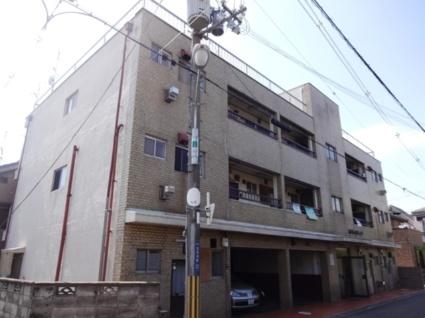 大阪府東大阪市、額田駅徒歩23分の築46年 3階建の賃貸マンション