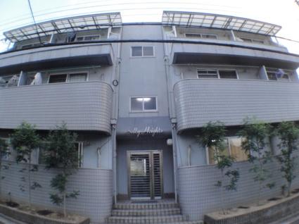 大阪府東大阪市、額田駅徒歩18分の築28年 3階建の賃貸マンション