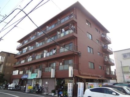 大阪府東大阪市、河内永和駅徒歩20分の築35年 5階建の賃貸マンション