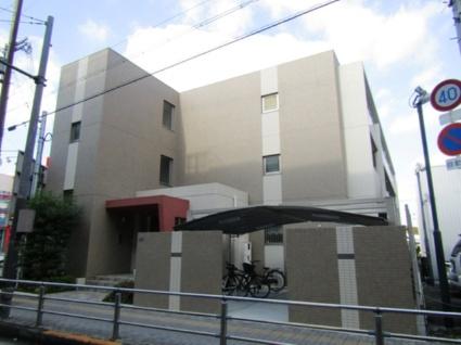 大阪府東大阪市、額田駅徒歩21分の築2年 3階建の賃貸マンション