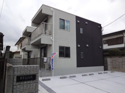 大阪府羽曳野市、河内松原駅徒歩23分の新築 2階建の賃貸マンション