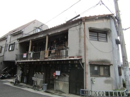 大阪府東大阪市、JR長瀬駅徒歩8分の築57年 2階建の賃貸アパート
