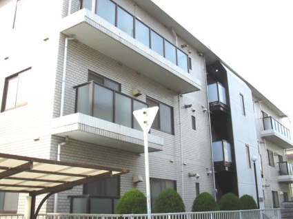 大阪府東大阪市、新加美駅徒歩18分の築27年 3階建の賃貸マンション