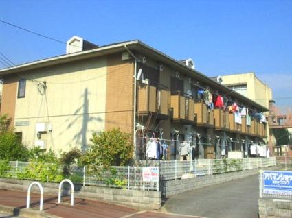 大阪府八尾市、志紀駅徒歩13分の築23年 2階建の賃貸アパート