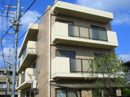 大阪府八尾市、藤井寺駅徒歩27分の築22年 3階建の賃貸マンション