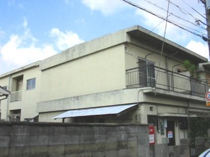 大阪府八尾市、八尾駅徒歩10分の築38年 2階建の賃貸マンション