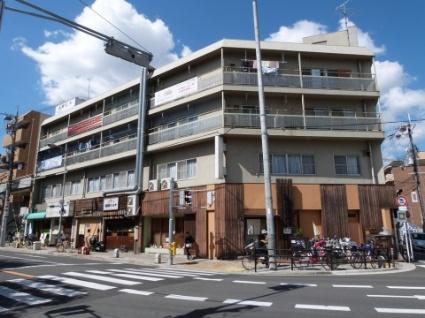 大阪府八尾市、八尾駅徒歩17分の築38年 4階建の賃貸マンション