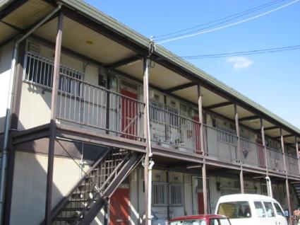 大阪府東大阪市、額田駅徒歩17分の築42年 2階建の賃貸アパート