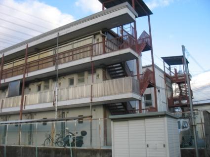 大阪府八尾市、志紀駅徒歩17分の築44年 3階建の賃貸マンション