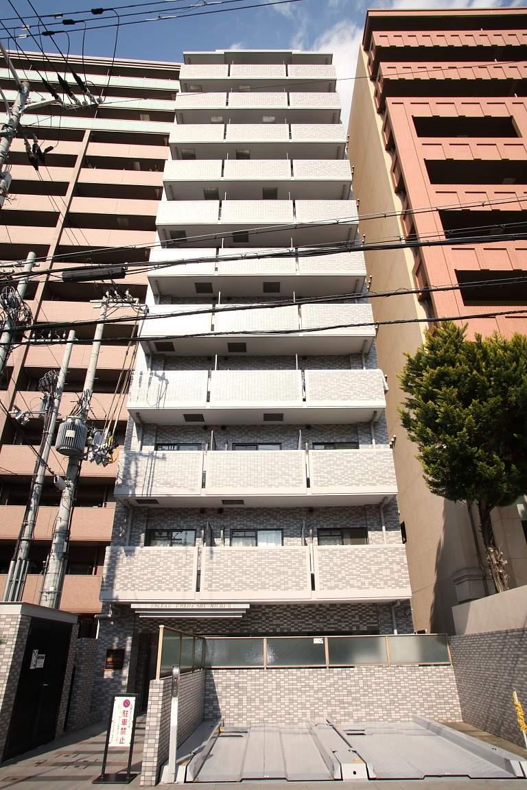 大阪府大阪市北区、北新地駅徒歩4分の築17年 11階建の賃貸マンション