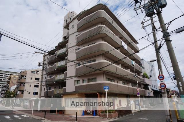 大阪府大阪市城東区、京橋駅徒歩20分の築18年 6階建の賃貸マンション