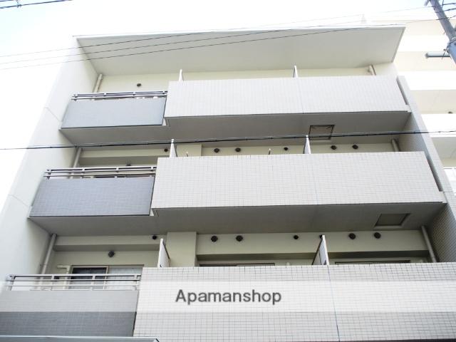 大阪府大阪市福島区、海老江駅徒歩12分の築12年 4階建の賃貸マンション